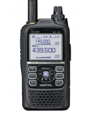 Icom ID-51A PLUS