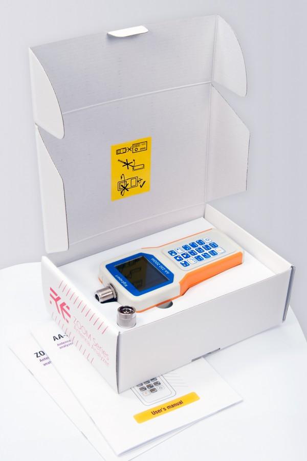 RigExpert AA-230 ZOOM в коробке