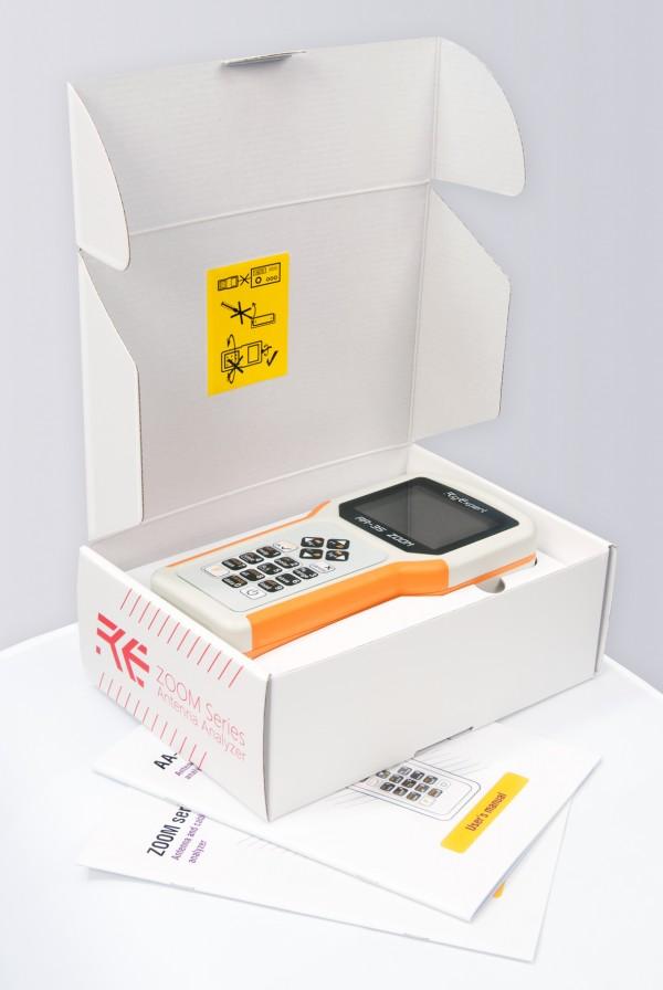 RigExpert AA-35 ZOOM в упаковке