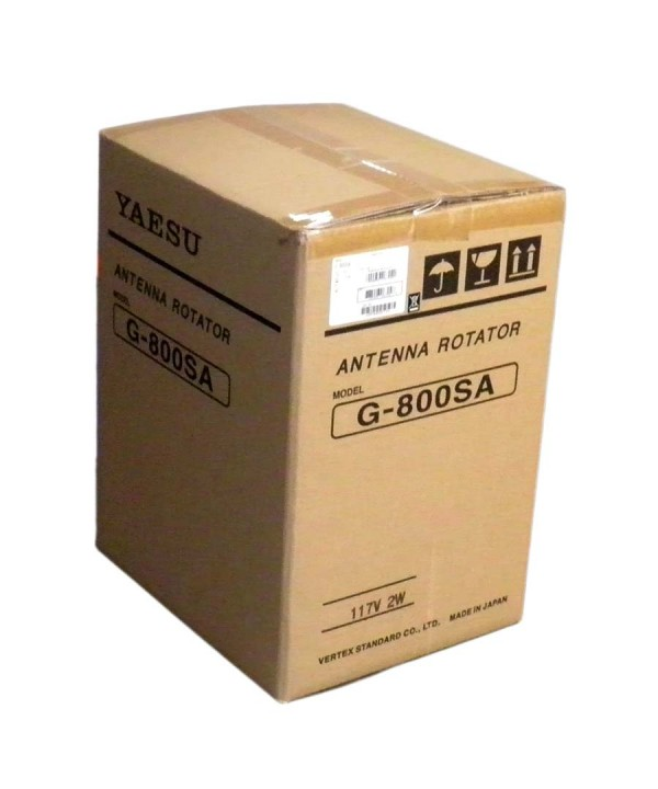 Упаковка Yaesu G-800SA